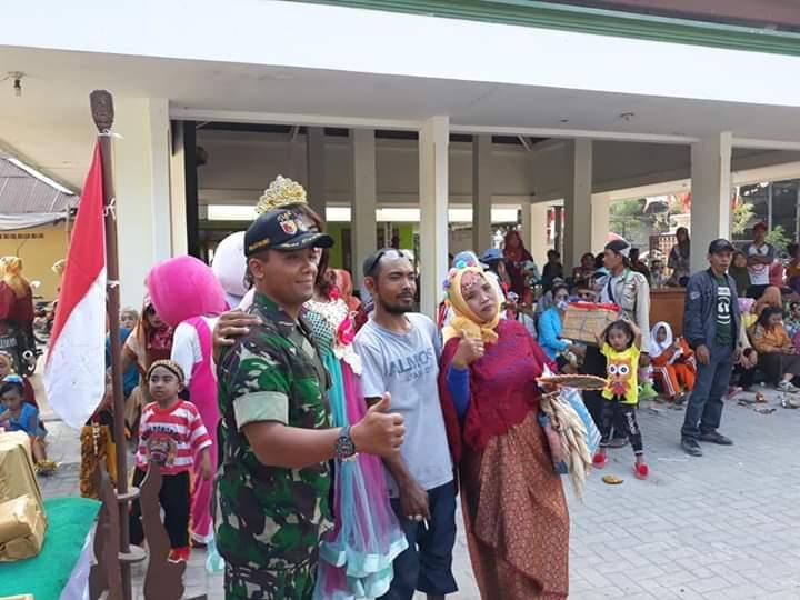 Gebyar Kemerdekaan Republik Indonesia Ke 74 Desa Magersari